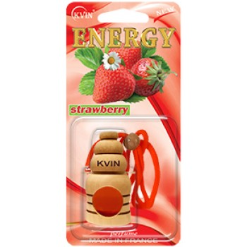 Energy Strawberry